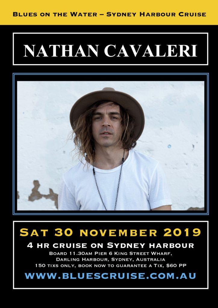Nathan Cavaleri Poster