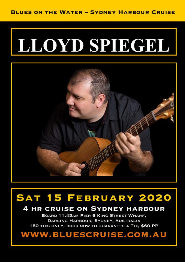 Lloyd Speigel Poster 2020